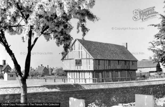 Bedford, The Moot Hall c.1955