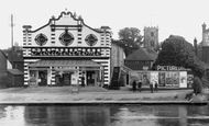 Bedford, the Picturedrome 1921