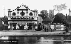 Bedford, The Picturedrome 1921