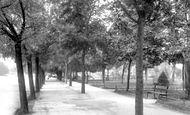 Bedford, The Promenade 1897