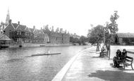 Bedford, The River Ouse 1929