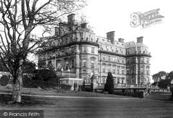 Bedgebury Manor 1902, Bedgebury