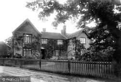 Park, The Farm 1902, Bedgebury