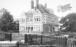 Steward's House 1902, Bedgebury