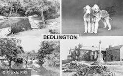 Bedlington, Composite c.1960