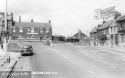 Bedlington, Front Street c.1960