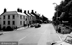 Bedlington, Front Street c.1965