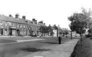 Bedlington, Front Street West c.1955
