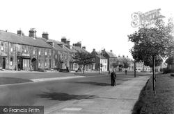 Bedlington, Front Street West c.1955
