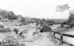 Bedlington, Furnace Bridge c.1960