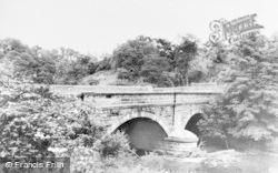 Bedlington, Hartford Bridge c.1960