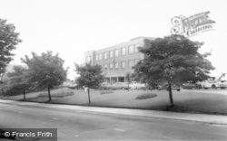 Bedlington, The Council Offices c.1960