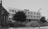 Bedlington, The Council Offices c.1960