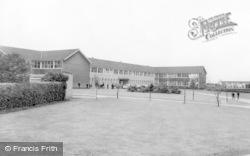 Bedlington, Westridge School c.1960