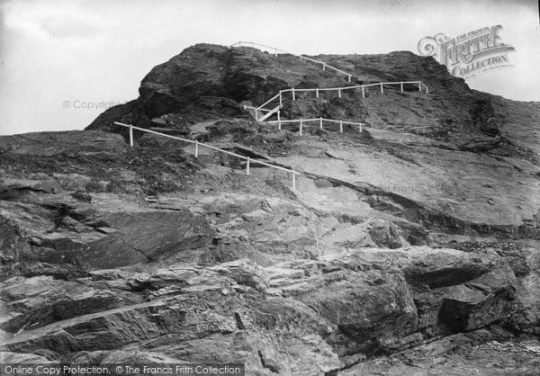 Bedruthan Steps, c.1900