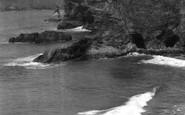 Bedruthan Steps, c.1920