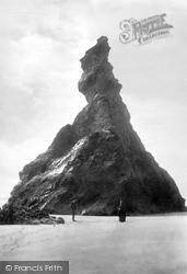 Bedruthan Steps, Queen Bess Rock 1887
