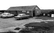 Bedruthan Steps, The Cafe c.1960