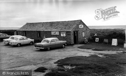 Bedruthan Steps, The Tea Rooms c.1960