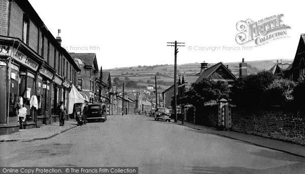 Bedwas, Church Street c1960