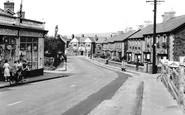 Bedwas, Newport Road c1960