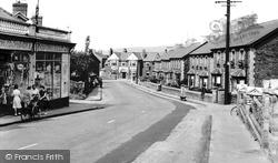 Bedwas, Newport Road c.1960