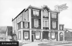 Bedwas, Workmen's Hall c.1955
