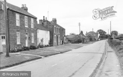 Driffield Road c.1960, Beeford