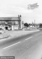 The Cross Roads c.1960, Beeford