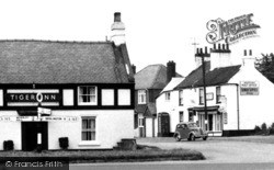 The Tiger Inn c.1960, Beeford