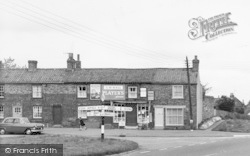 The Village Shop c.1960, Beeford
