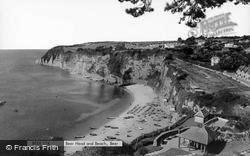 Beer Head And Beach c.1965, Beer