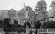Beer, Bovey House 1906