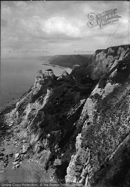 Beer, Castle Rocks 1898