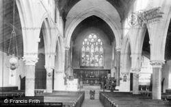 Church Interior 1901, Beer