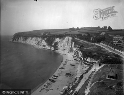 Beer, Cliff From East 1934