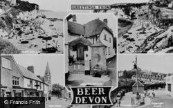 Beer, Composite c.1960