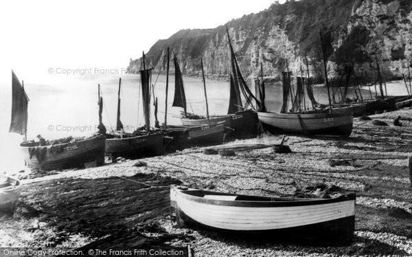 Beer, Fishing Boats 1918