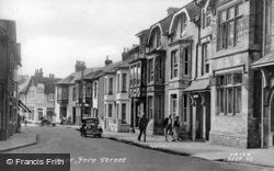 Fore Street c.1955, Beer