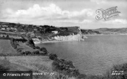 From West Cliff c.1955, Beer