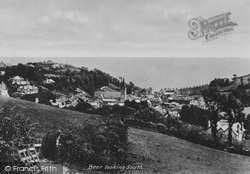 Beer, Looking South 1907