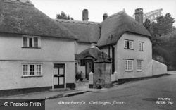 Shepherds Cottage c.1960, Beer