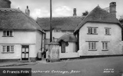 Shepherds Cottage c.1965, Beer