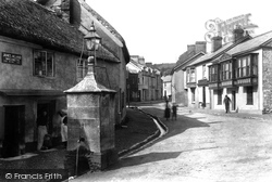 Street And New Inn 1901, Beer