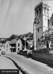 Beer, The Church c.1965