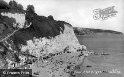 The Cliffs c.1955, Beer