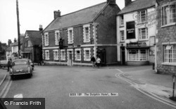 The Dolphin Hotel c.1970, Beer