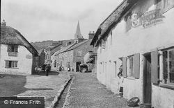 Beer, Village 1892