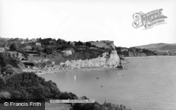 White Cliff Bay c.1965, Beer