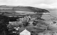 Beesands, The Village 1924